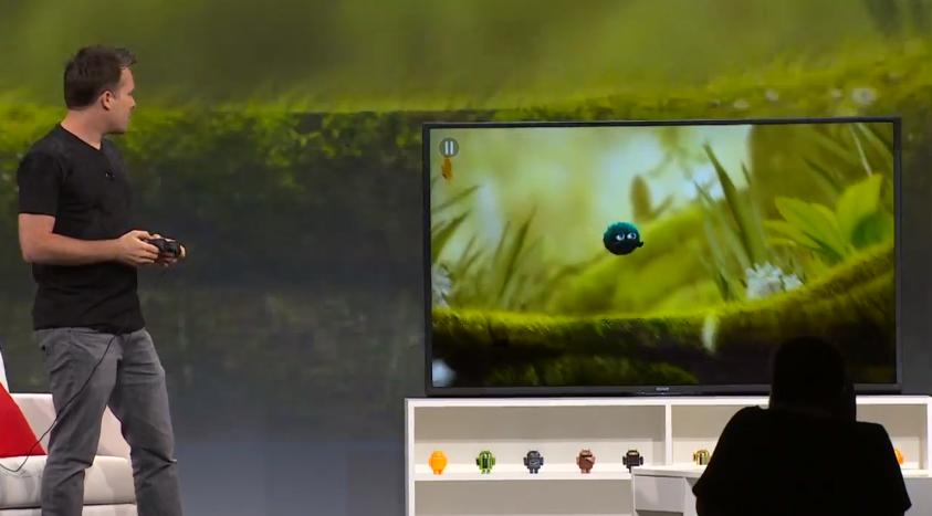 Ofrece Android TV soporte a los usuarios de videojuegos