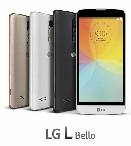 LG G Bello