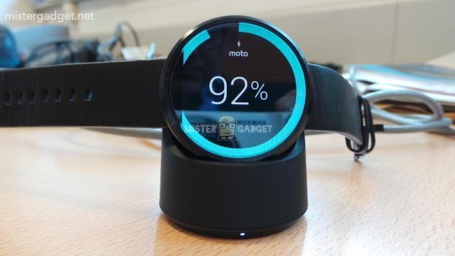 Cargador Moto 360